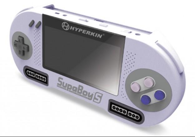 """O SupaBoy evoluiu, e continua sendo uma ótima opção como """"Super Nintendo Portátil"""""""