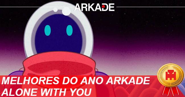 Melhores Jogos do Ano Arkade 2016: Alone With You
