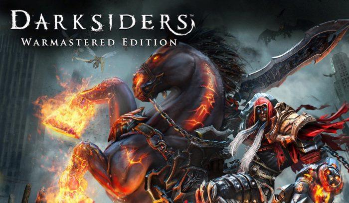 Análise Arkade: revisitando o apocalipse em Darksiders Warmastered Edition