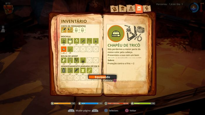 Análise Arkade: The Flame in the Flood é delicadeza, desespero e sobrevivência