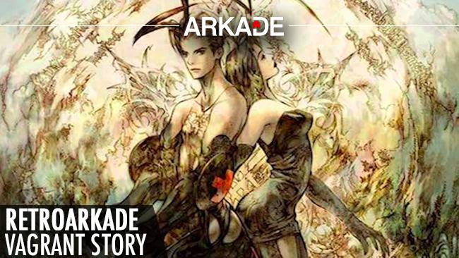 RetroArkade - Alcançando os limites do primeiro Playstation em Vagrant Story