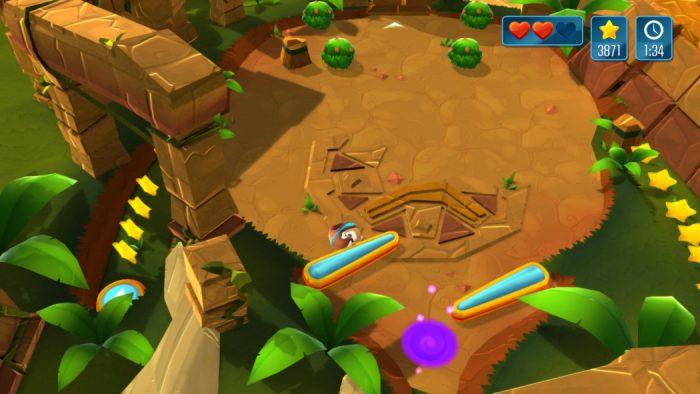 Análise Arkade: Momonga Pinball Adventures é um pinball com história e muitos desafios