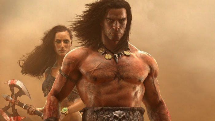 Preview Arkade: Construa, evolua e lute no mundo mortal de Conan Exiles