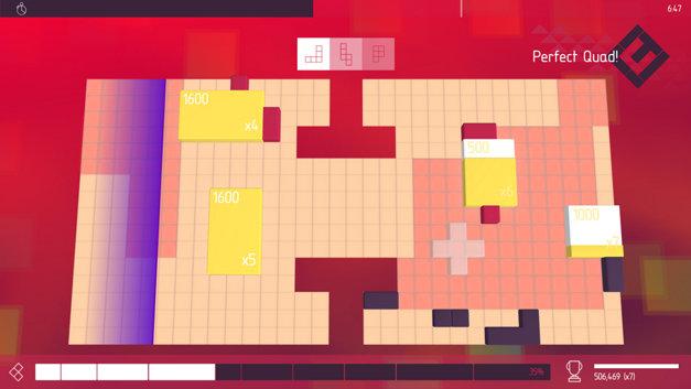 Análise Arkade: Quando Tetris vai para a balada em Chime Sharp
