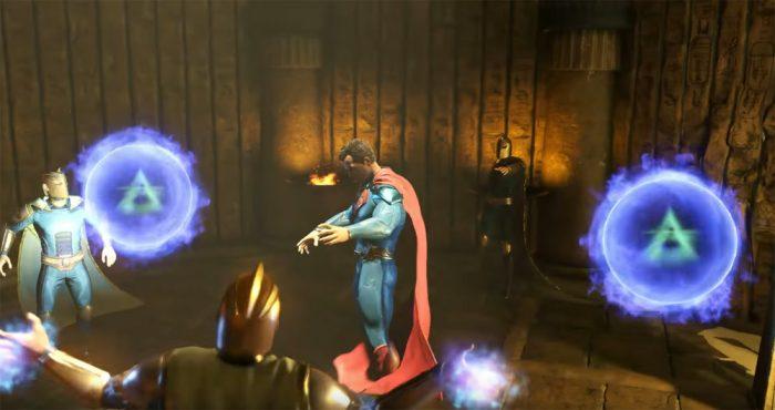 Senhor Destino é o mais novo personagem revelado em Injustice 2!