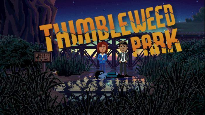 Análise Arkade: Thimbleweed Park é a mais bizarra aventura dos anos 80 dos últimos tempos