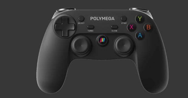 O RetroBlox, console retrô modular, mudou de nome e agora se chama POLYMEGA