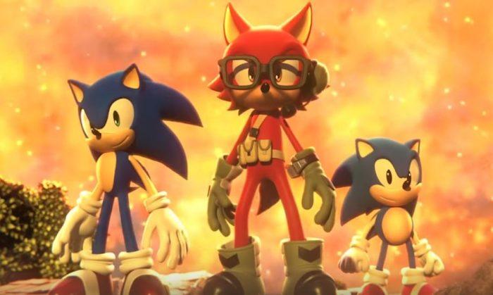Monte seu próprio herói com o novo trailer de Sonic Forces!