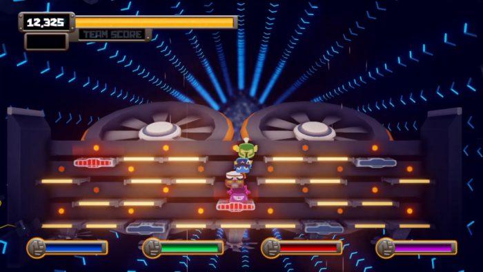 Análise Arkade: Jump Stars é um party game que oferece diversão para todas as idades