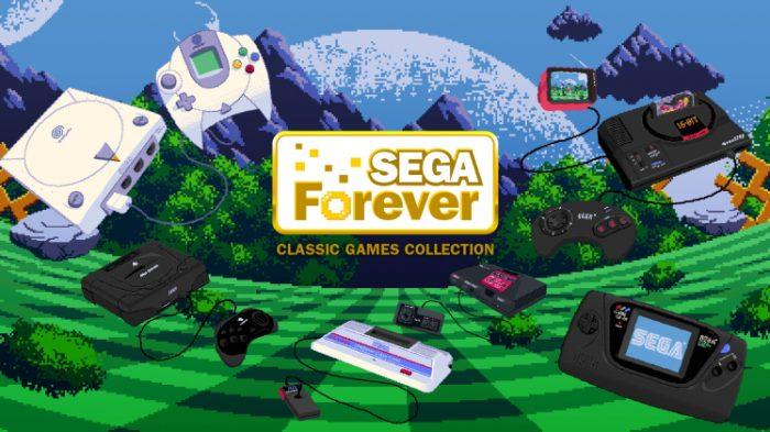 As ambições do SEGA Forever incluem ouvir a comunidade e atingir desktops e consoles