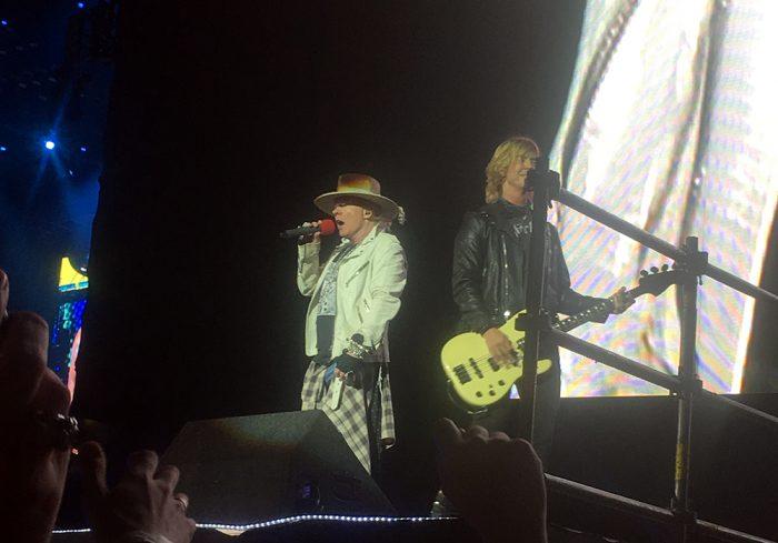 """SP Trip: Quem disse que o Guns N' Roses estava """"acabado"""", hein?"""