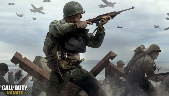 Confira o incrível trailer da campanha de Call of Duty WWII