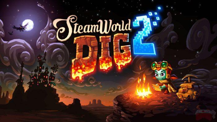 SteamWorld Dig 2 ganha novo trailer e data de lançamento