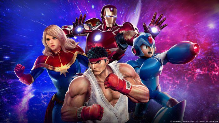 Lançamentos da semana: Marvel Vs. Capcom Infinite, Echo, Project Cars 2 e mais