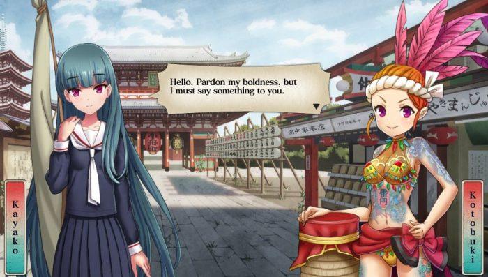 Análise Arkade: Tokyo Tattoo Girls tenta ser um jogo de estratégia com waifus