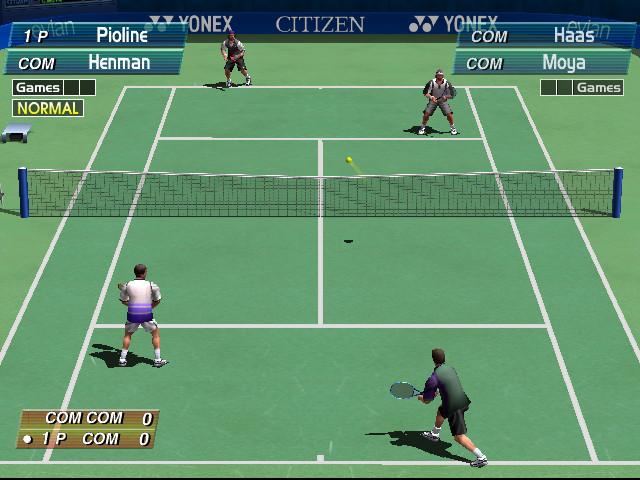 RetroArkade - Virtua Tennis e a sua aula de fazer um game de esporte divertido