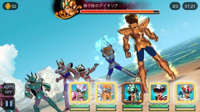 Cavaleiros do Zodíaco ganham RPG de ação gratuito para smartphones, baixe e jogue agora!