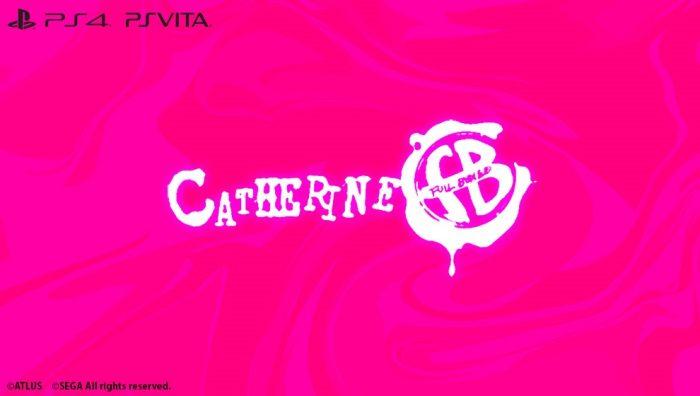 Atlus anuncia remasterização de Catherine para PS4 e Vita, agora com 3 garotas chamadas Catherine!