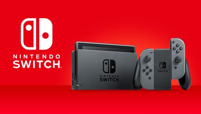 Nintendo Switch vendeu mais em 10 meses do que o Wii U em 5 anos