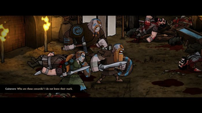 Análise Arkade: Wulverblade é pancadaria sangrenta embasada por fatos históricos