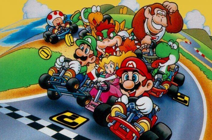 Nintendo anuncia Mario Kart Tour para smartphones!