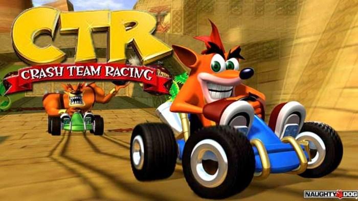 RetroArkade - Crash Team Racing e a insanidade em quatro rodas