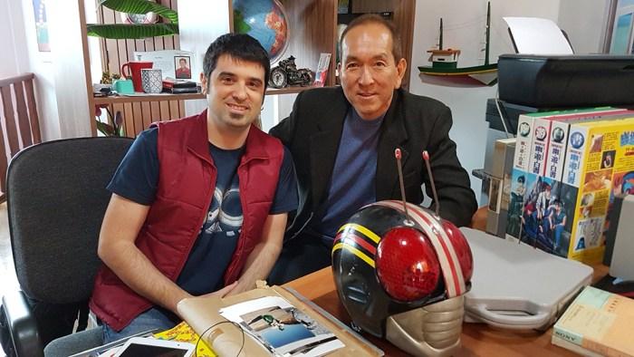 Jaspion e Changeman comemoram seus 30 anos de Brasil na Play Geek Brasil