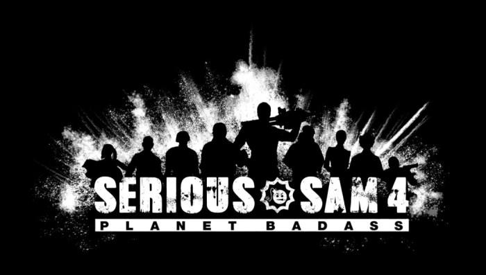 Serious Sam 4: Planet Badass é anunciado, cheio de homens sem cabeça e bombas
