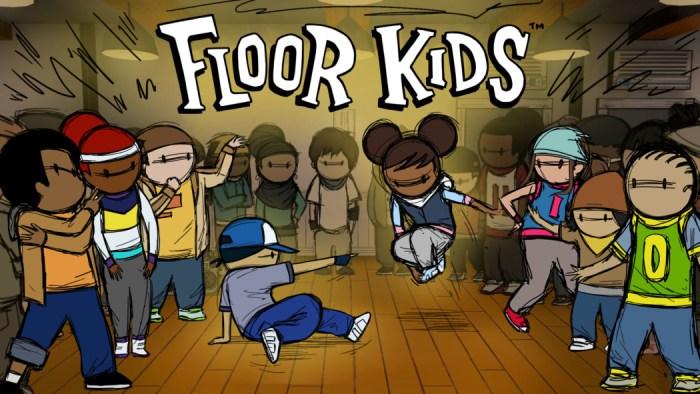 Análise Arkade - Floor Kids traz muita música e as danças dos games dos anos 90