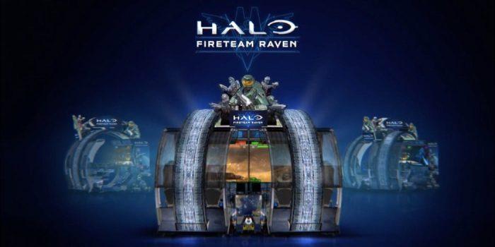 Vem aí um novo game da série Halo... para Arcades!