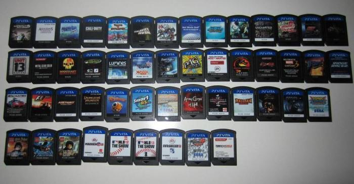 Playstation Vita não receberá mais lançamentos físicos na América e na Europa