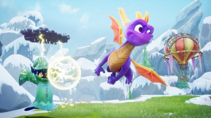 E3 2018: Segure sua nostalgia e assista a 8 minutos de gameplay de Spyro: Reignited Trilogy
