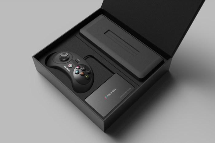 O POLYMEGA terá controles clássicos especiais para cada módulo de console retrô