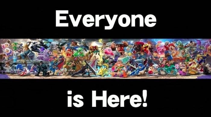 E3 2018 - Nintendo anuncia Super Smash Bros. Ultimate, com TODOS os personagens da série