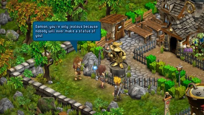 Análise Arkade: Rainbow Skies é um RPG tático competente e divertido