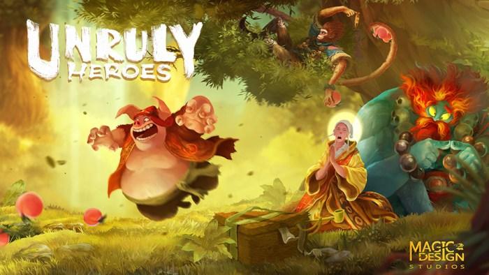 Unruly Heroes: conheça um belo game de ação 2.5D inspirado na lenda do Rei Macaco