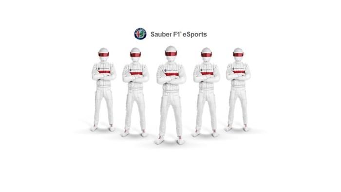 A Alfa Romeo Sauber é mais uma equipe de F1 a oficializar um time de eSports