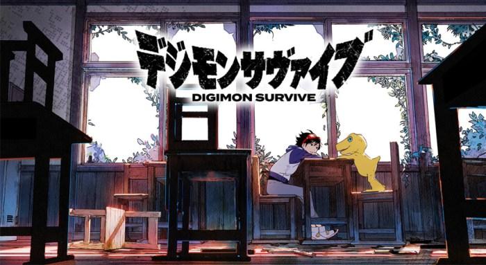 Vem aí Digimon Survive, um novo RPG de sobrevivência ambientado no Digimundo