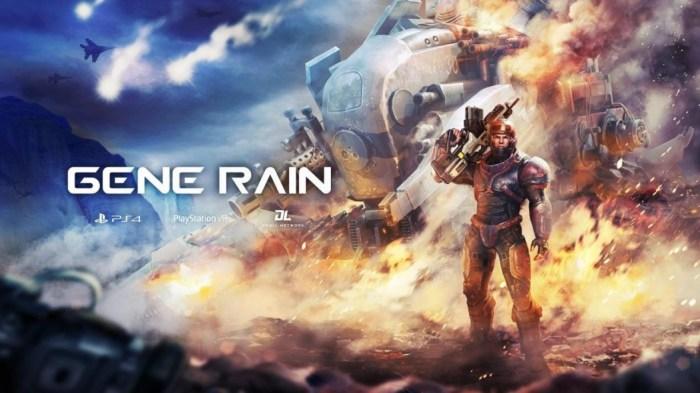 Análise Arkade: Gene Rain, um shooter em terceira pessoa esforçado, mas problemático