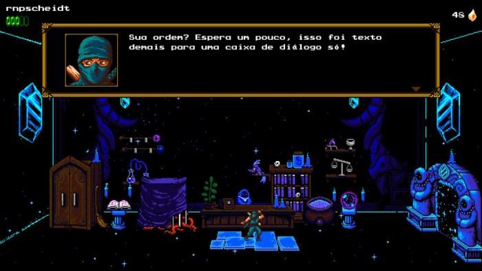 Análise Arkade: The Messenger homenageia Ninja Gaiden com desafio de alto nível e muita zoeira