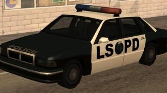 Polícia de GTA