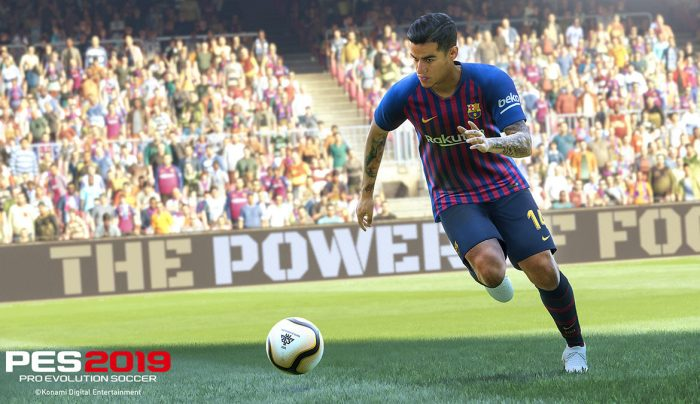 Já jogamos: PES 2019 traz cinco times brasileiros exclusivos, e interessantes novidades