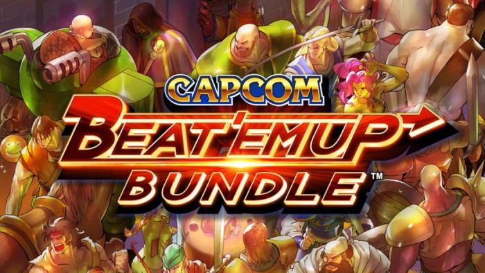 Capcom Beat 'em Up Bundle vai trazer 7 clássicos dos fliperamas para PCs e consoles!
