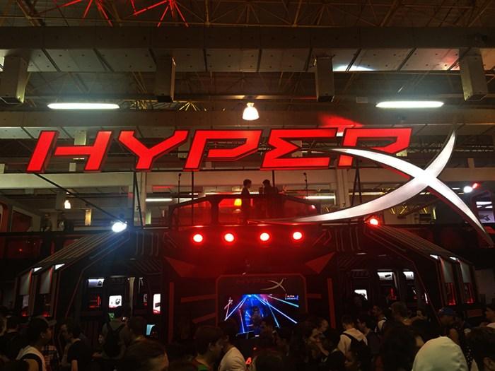 BGS 2018: A HyperX quer se aproximar mais do gamer de console