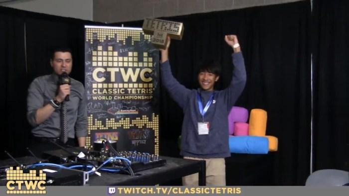 Jovem de 16 anos é o novo campeão mundial de Tetris!