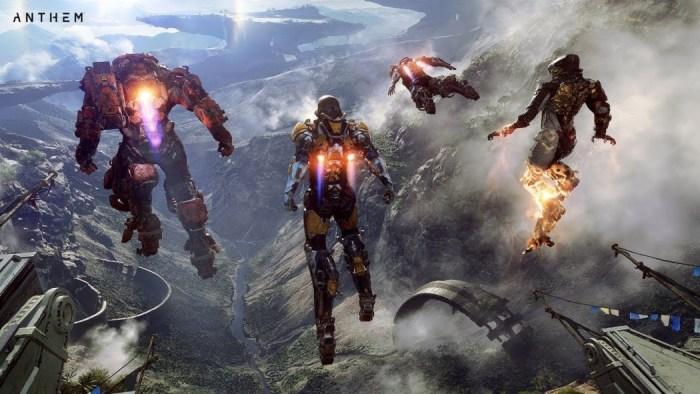 Anthem: Assista a primeira missão completa do game apresentada na Paris Games Week