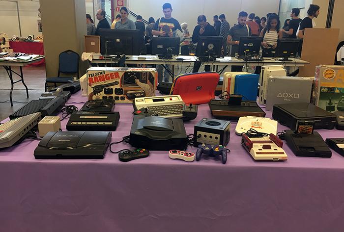 Pixel Show 2018 - Exposição de videogames antigos conta com interessantes raridades IMG_0640