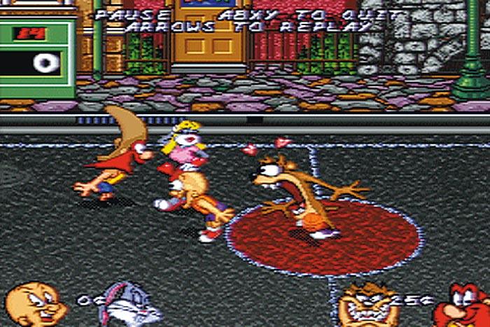 """RetroArkade: Space Jam """"imitou"""" NBA Jam nos videogames dos anos 90"""