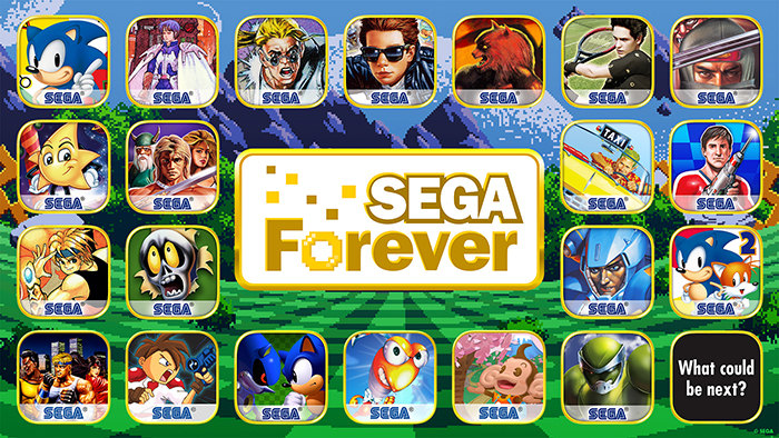 A SEGA voltou? Mas ela nunca foi, para ter voltando!!  Sega-forever-1