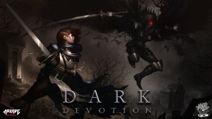 Dark Devotion é um novo Souls-like 2D que chega em breve ao PC, PS4 e Switch